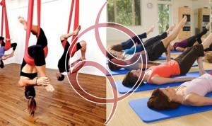 I nostri corsi pilates: Matwork, Reformer e Body Flying.
